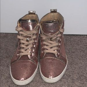 Christan Louboutin sneakers